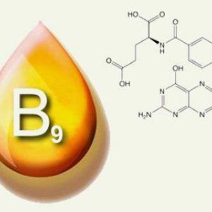 Фолієва кислота (птероілмоноглютаміновая кислота)