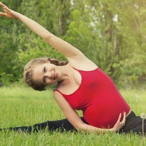 Гімнастика для вагітних в різних триместрах