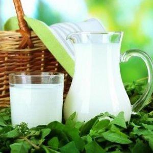 Які вітаміни і мікроелементи містяться в молоці?