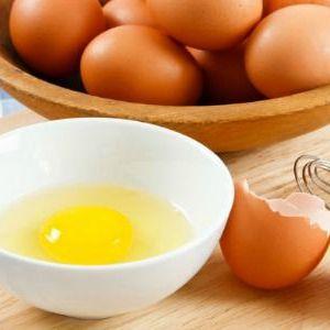 Калорійність яйця