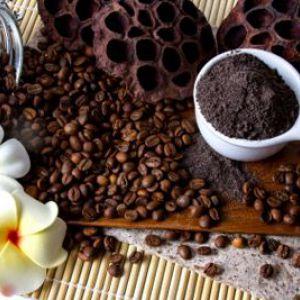 Кавове обгортання для схуднення і кавовий скраб