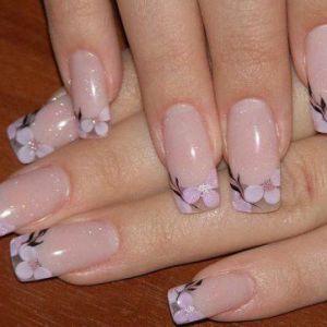 Корекція гелевих, акрилових нігтів