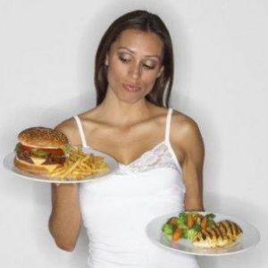 Чи можна перетренувати погану дієту