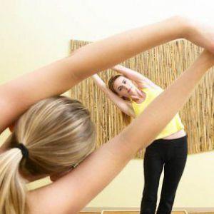 Розминка. Вправи для м`язів