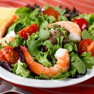 Рецепти легких салатів з фото