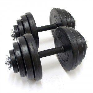 Сила, стрункість і баланс: тренування з гантелями для просунутих