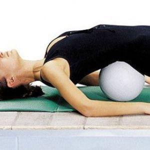 Вправи для рухливості грудного і поперекового відділів