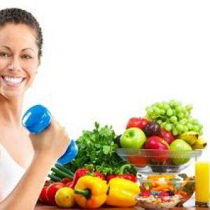 Вітаміни при заняттях спортом