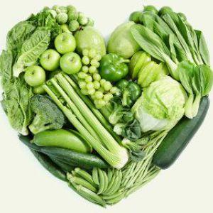 Вітаміни в овочах і плодах