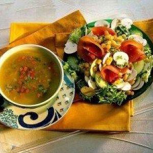 Здоровий обід і схуднення